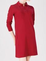 Платье-Поло *45035-11