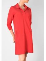 Платье-Поло *45039-12