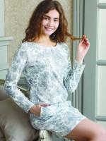 Платье домашнее *Е 5136