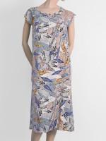 Платье пляжное *65063-18