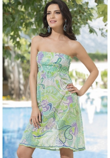 Платье пляжное *9463
