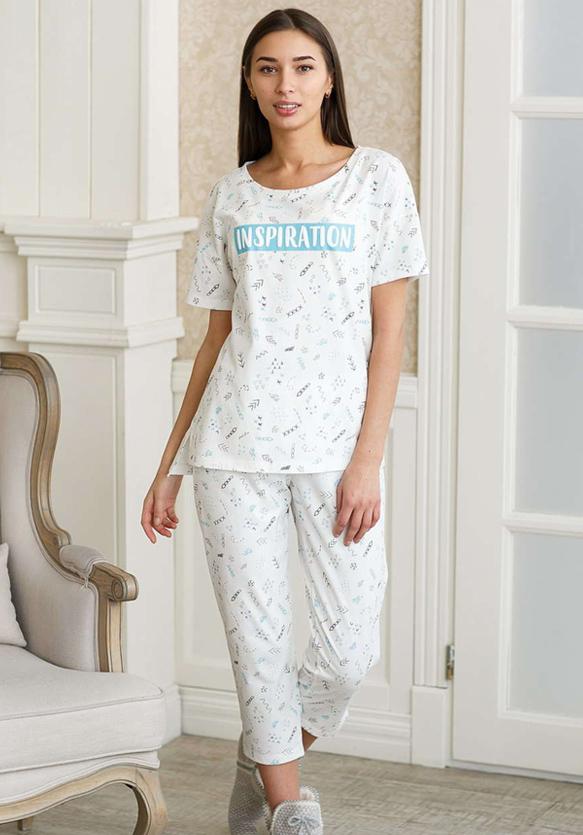 09b463f08356 Купить комплект trikozza  е2228, белье для сна в Интернет-магазине ...